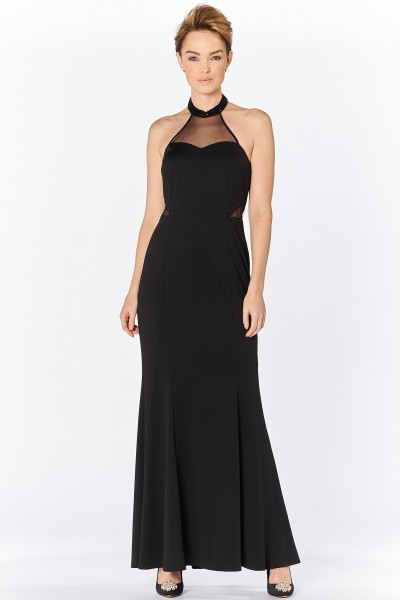 Vera Mont Abendkleid Damen, elegant, schwarz ...